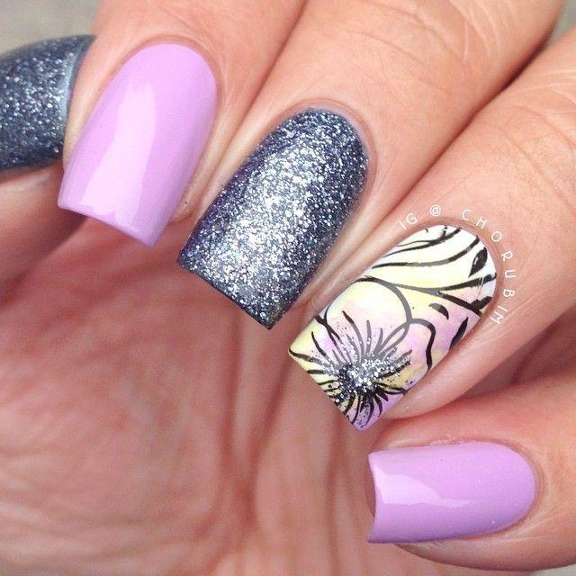 Instagram media by chorubim #nail #nails #nailart