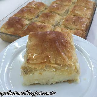 Aysel'in Mutfağı: LAZ BÖREĞİ