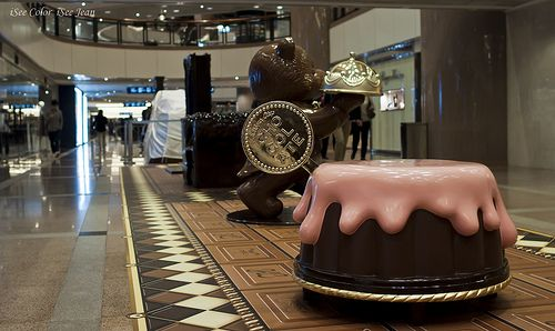 2013 Chocolate Trail @ Harbour City