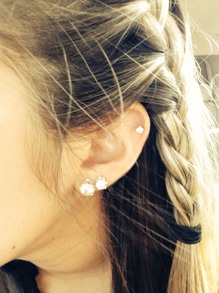 Cartilage piercing-strongly considering getting one for my 13 when I can sign the consent form myself! Yes or no?