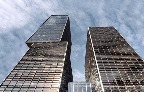 Cuatrecasas Lawyers Headquarters. Barcelona | GCA Architects | #Barcelona #SpanishArchitecture #Highrises