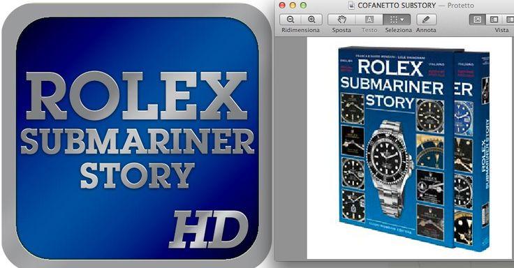 Rolex Submariner Story  http://www.collectingwatches.com/rolex-submariner-story-for-ipad/
