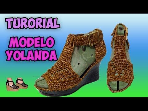 TUTORIAL MODELO YOLANDA - IRINA ASCENCIO - YouTube