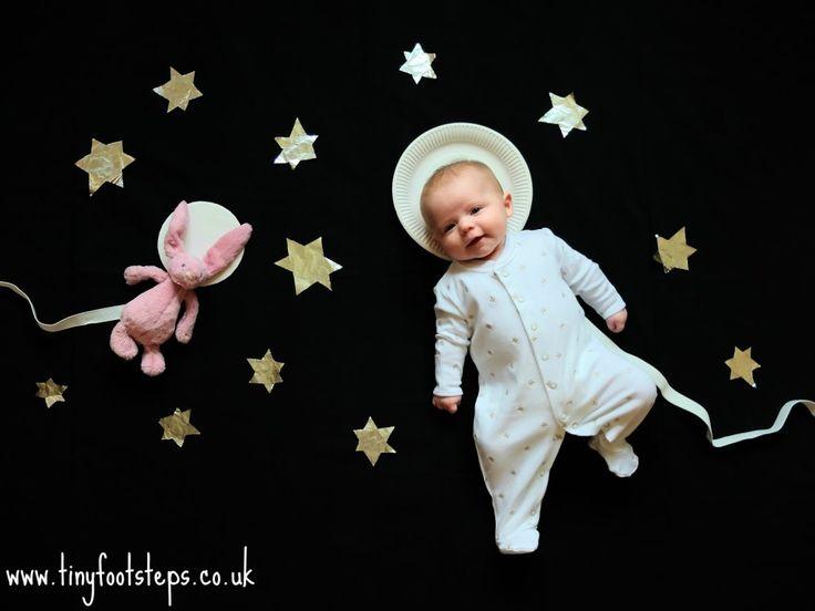 DIY Photoshoot: Astronaut Baby