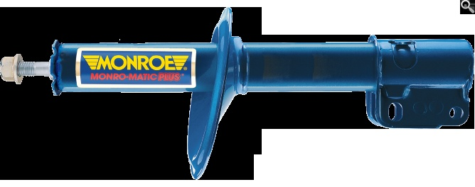 Repin if you use the nitrogen gas charged Monroe® Monro-Matic Plus® Struts featuring velocity proportional valving