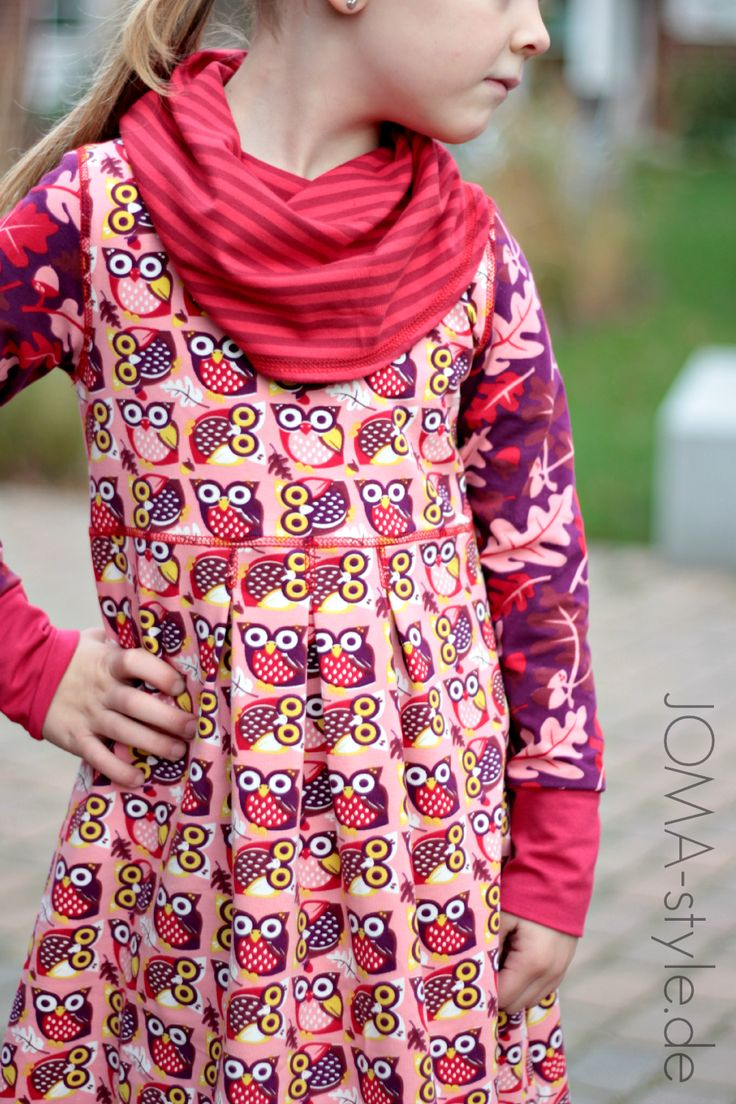 Nähbeispiel lillestoff » Oakley Owl «