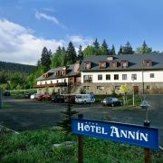 Galerie - Hotel Annín