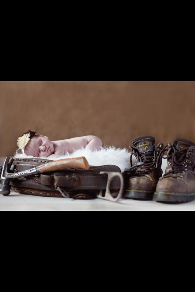 Lineman baby. I'm so doing this!