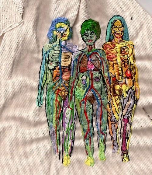 http://baremauler.tumblr.com/post/82507181436/embroidered-biology-diagrams-inside-womens