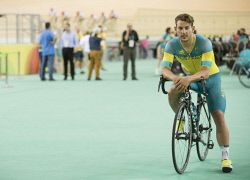 TWA-0050591 © WestPix Rio Olympics. Rio de Janeiro. WA athlete Sam Welsford at the Olympic Velodrome where the track cycling events will be held..  Picture: Simon Santi The West Australian