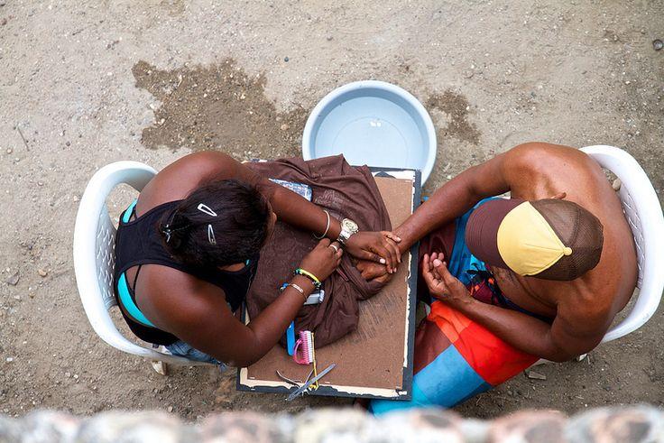 """""""People of Cartagena"""", Cartagena, Colombia. March 2014."""