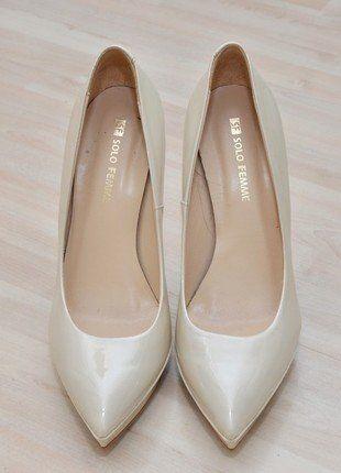 Kup mój przedmiot na #vintedpl http://www.vinted.pl/damskie-obuwie/na-wysokim-obcasie/15591008-ekskluzywne-szpilki-sf-rozmiar-38