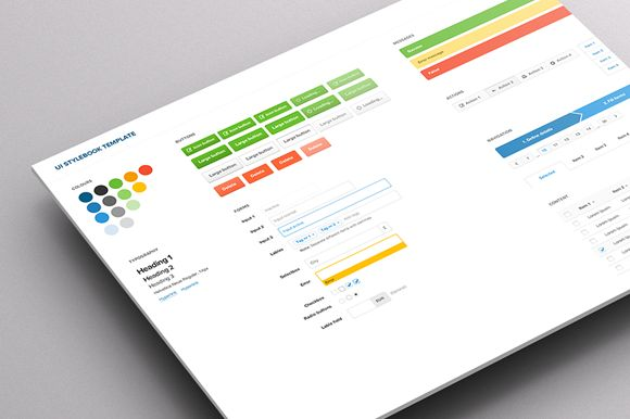 Check out Simple User Interface Kit by shiienurm on Creative Market