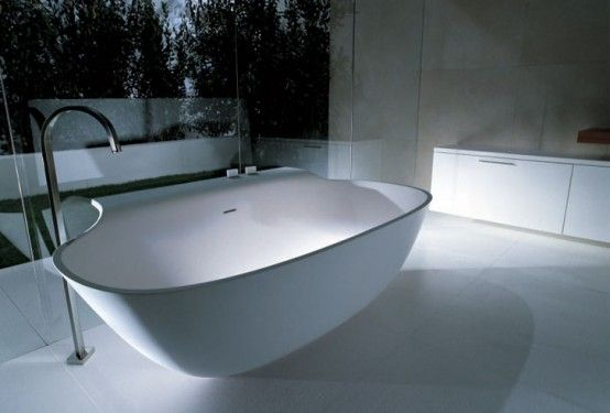 Modern Minimalist Bathroom Designs