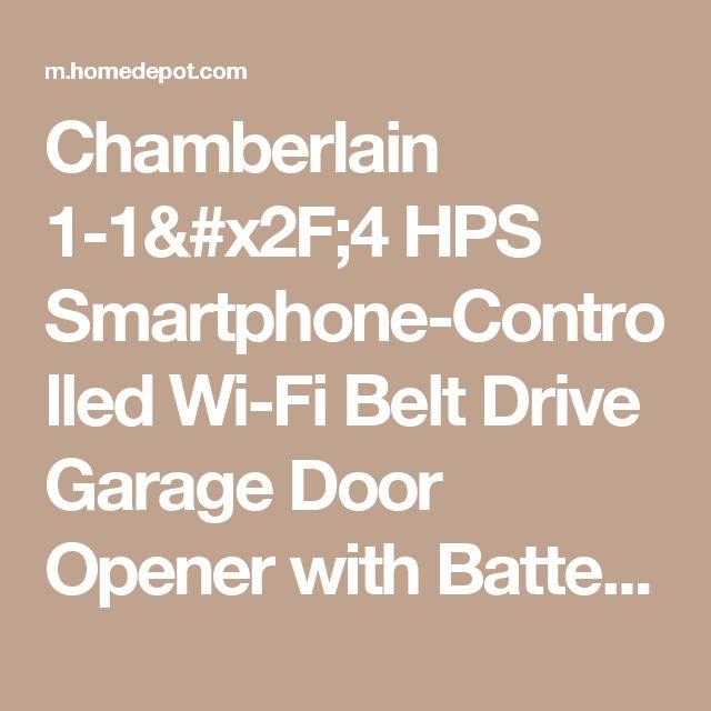 17 Best ideas about Quiet Garage Door Opener on Pinterest | Garage ...