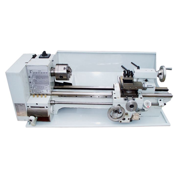 """Find a nice lathe for metalwork / metalsmithing. 9"""" x 20"""" Precision Metal Lathe 3/4HP 550W 2000RPM 9x20 *FREE SHIPPING*  Company in California, Made in China."""