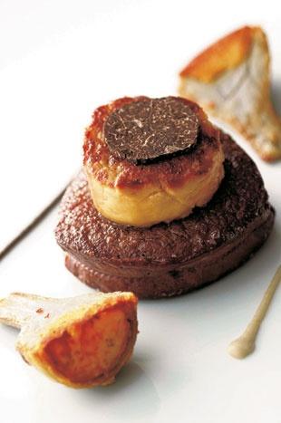 Tournedos rossini recette des tournedos de boeuf au foie - Cuisiner tournedos de boeuf ...