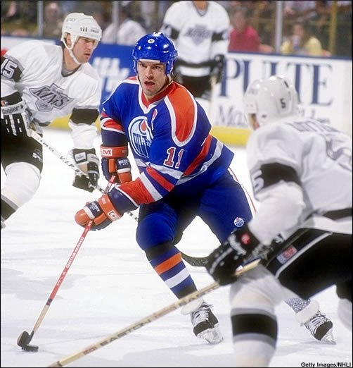 Mark Messier, Edmonton Oilers