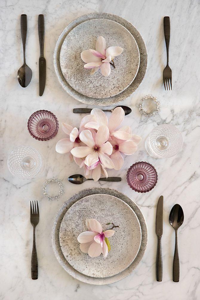 24++ Como poner una mesa bonita ideas
