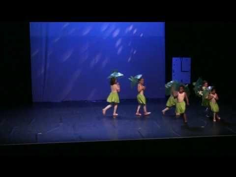 """""""sous la pluie"""" eveil 6-8 ans - YouTube"""