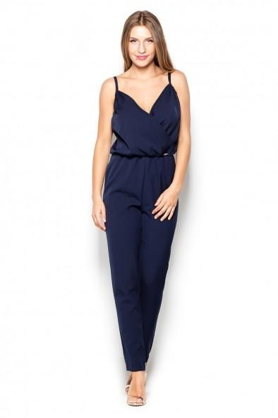 A New Katrus Wrap Jumpsuit
