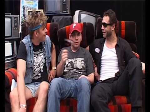 Blood Hound Gang - Soundwave Interview 09 - YouTube