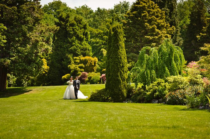 Cecil Green Park lawn and gardens. http://cecilgreenpark.ubc.ca/  #weddings #vancouver #venues