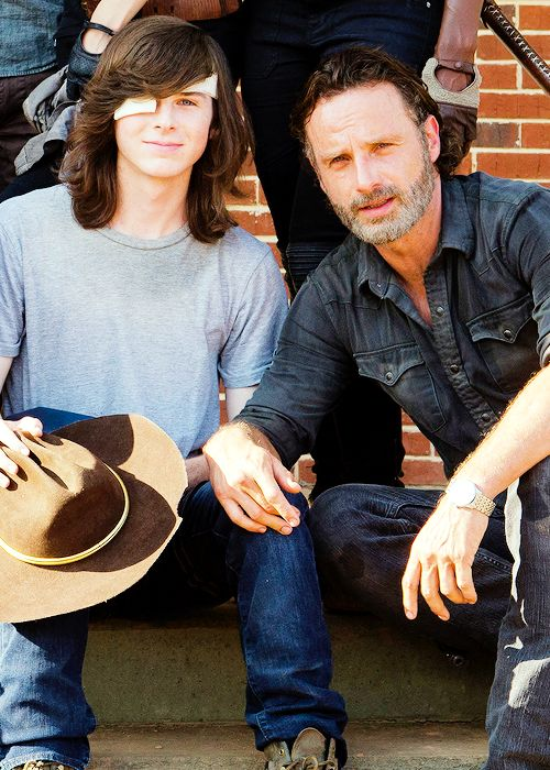 chandler riggs | Tumblr