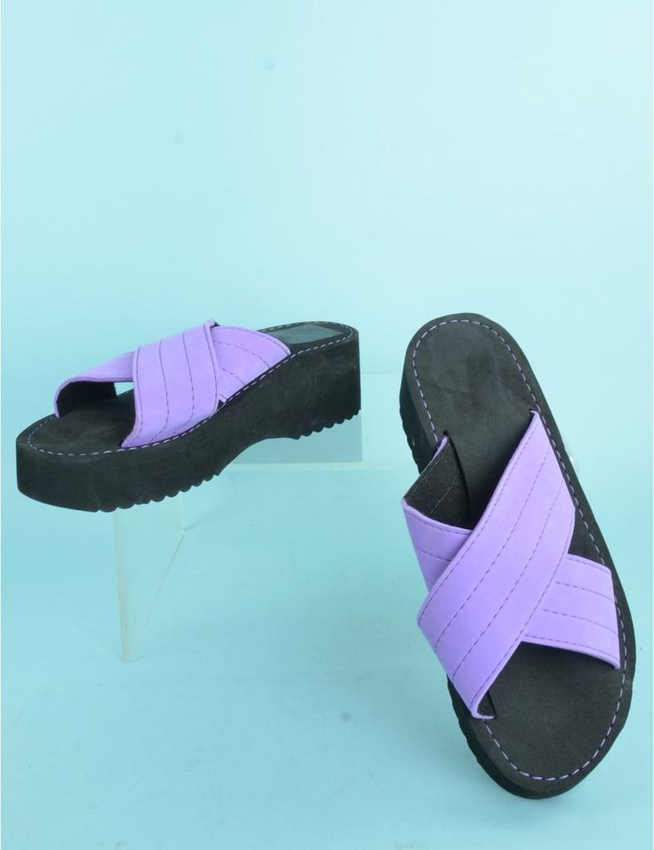 Lilac Casual Shoes