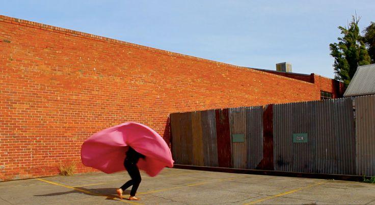 Untitled (refrain) (2013) Performance Still. Copyright Tania Smith 2013.
