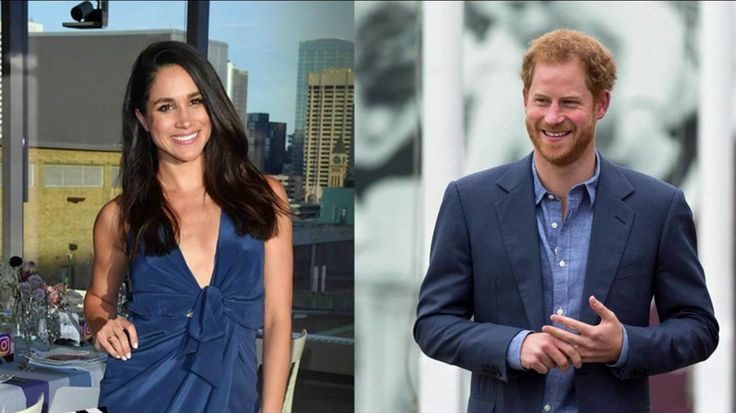 Through an unprecedented statement from the palace, Prince Harry condemns his girlfriend's treatment by the press and social media trolls.