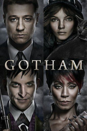Assistir Gotham online Dublado e Legendado no Cine HD
