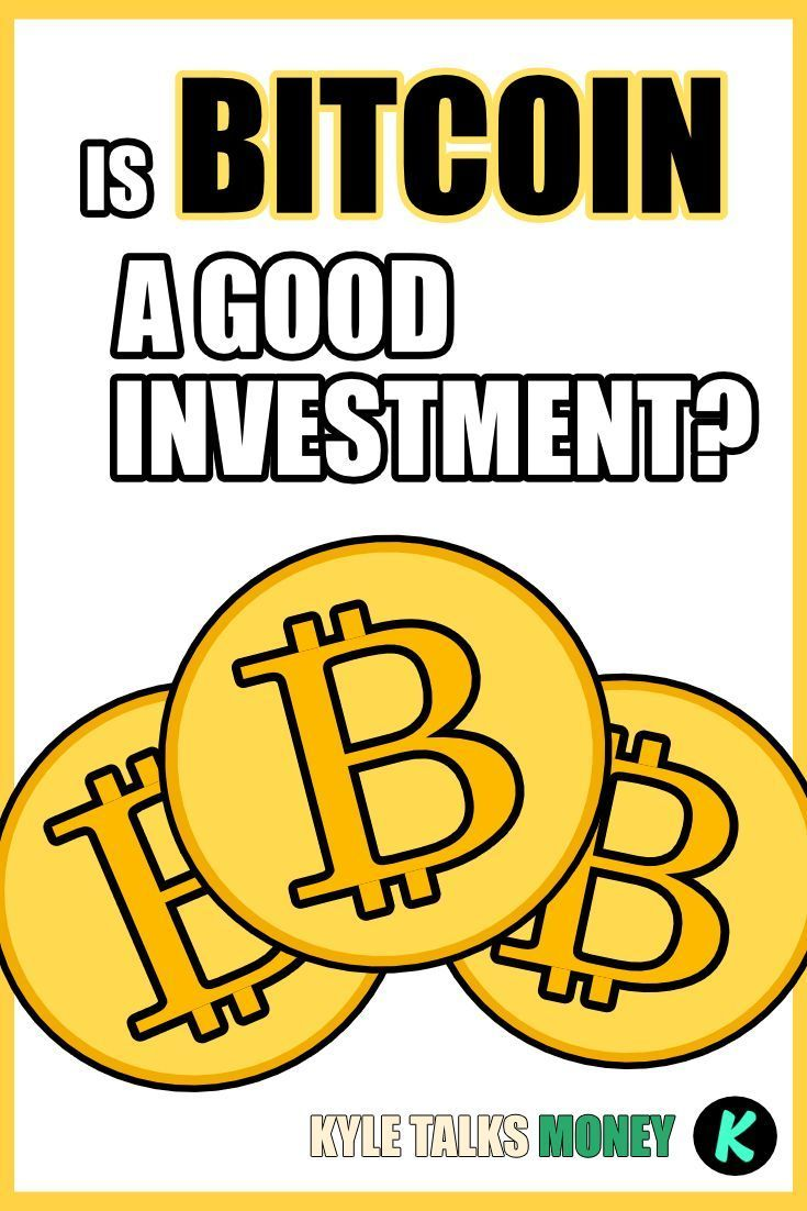 bitcoin good investment now