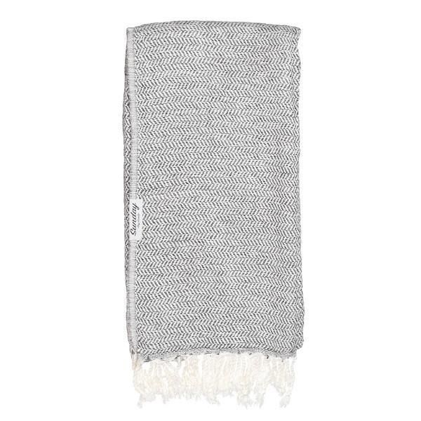 Sunday Dry Goods Turkish Towel, A Canadian Product on Chill Bay General www.chillbay.ca