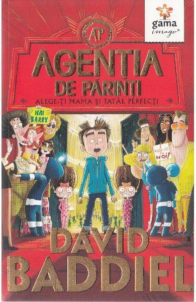 Recenzie carte: Agentia de parinti de David Baddiel