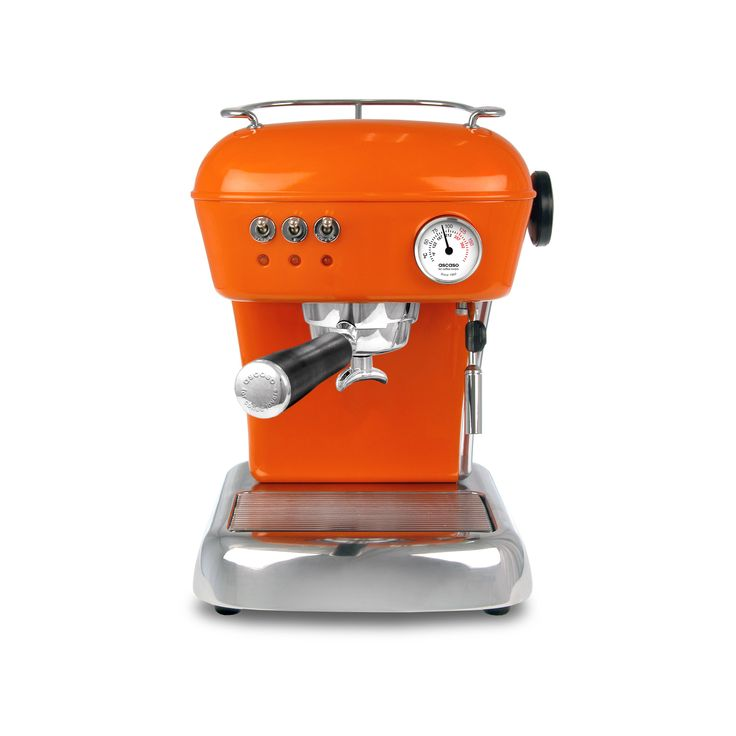 Ascaso DREAM UP V3 Espresso Machine Version 3 Changes As of April 2015 production: - Ascaso is combining the ground/ pod system into one; this means: no more conversion kits! - New grouphead design (n