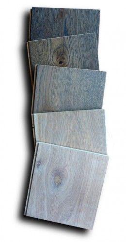 Love these shades of gray for beach home flooring  | Fine Oak Flooring