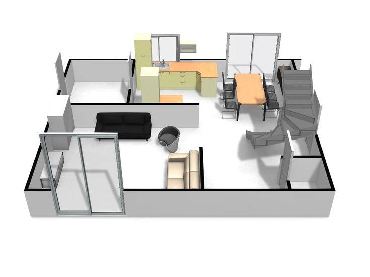 1000 id es sur le th me logiciel maison 3d sur pinterest for Logiciel salon 3d