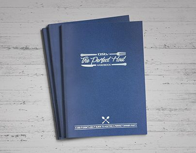 """Check out new work on my @Behance portfolio: """"DStv   The Perfect Host Handbook"""" http://on.be.net/1LQxedB"""