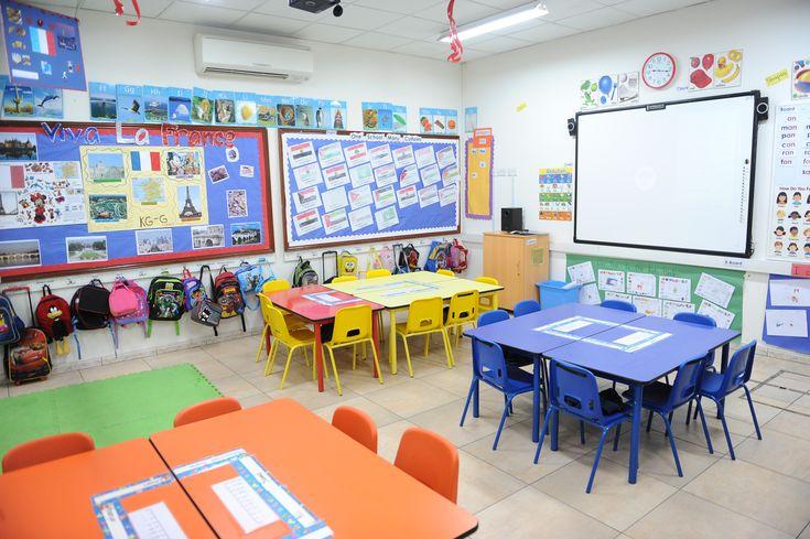 AIS | Facilities | Classrooms
