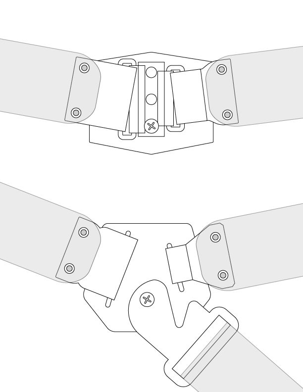 Han Solo Holster - Need Help With Metal Bending - All MetalShaping