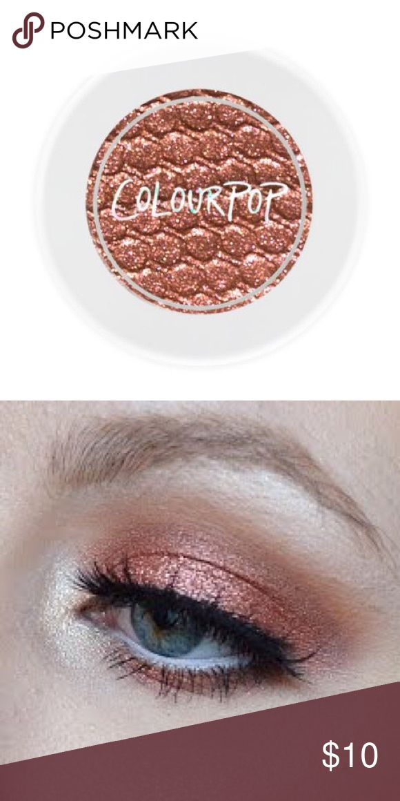 ColourPop | Sequin Have used twice | like New Colourpop Makeup