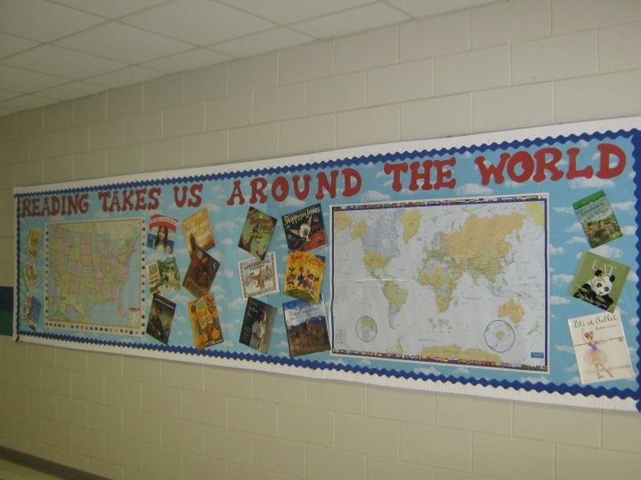 how to make a travel map board
