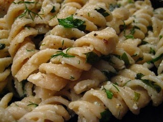 Pasta with Spring Herbs | Sides, Snacks and Party Foods | Pinterest