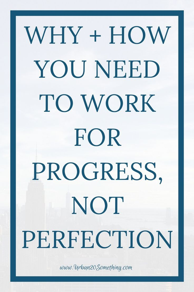 how to know if you re a perfectionist