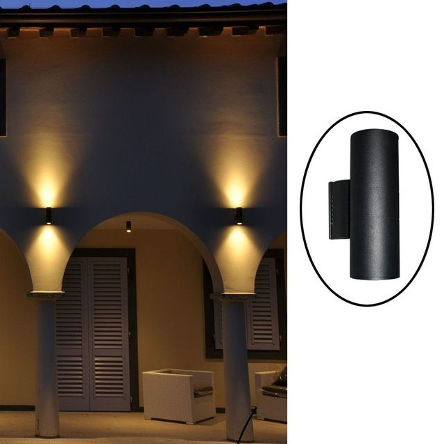 Ideas For Best Contemporary Outdoor Wall Lights Outdoor Wall