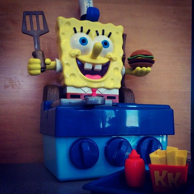 24 Best Images About SpongeBob Toys On Pinterest