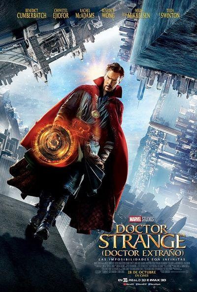 Descargar gratis Doctor Strange pelicula completa en HD español latino