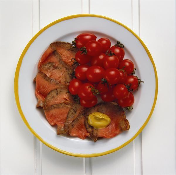 Easy options for roast sirloin