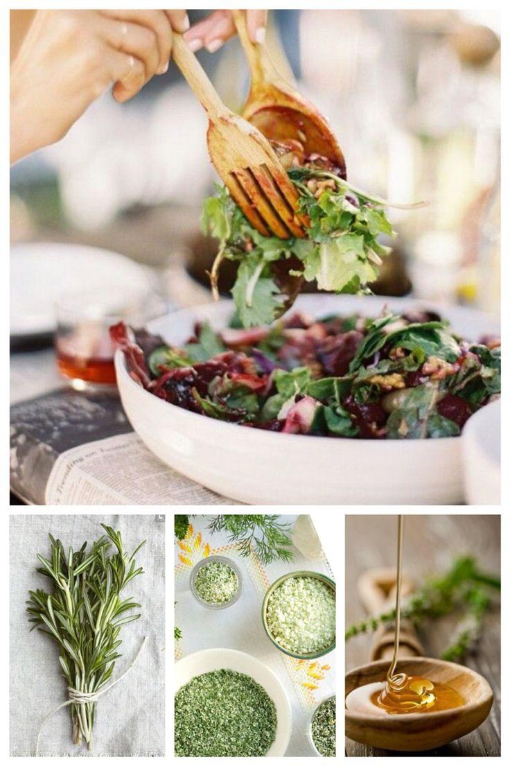 Green food mood
